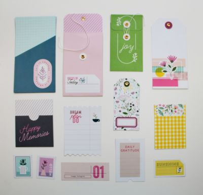 Journaling Bits - August 20 Add On