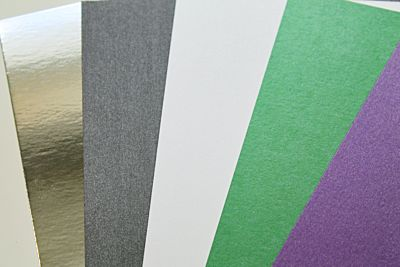 Enjoy The Little Things - Pearlescent Cardstock Bundle - August 20 Add On
