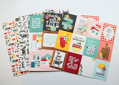 Happiness Is Homemade 12 x 12 Bundle - October 20 Add On