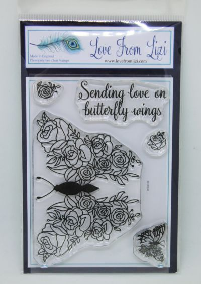 Butterfly Wings - LFL Stamp Set