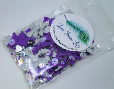 Butterfly Wishes - Sequin Mix - Limited Edition