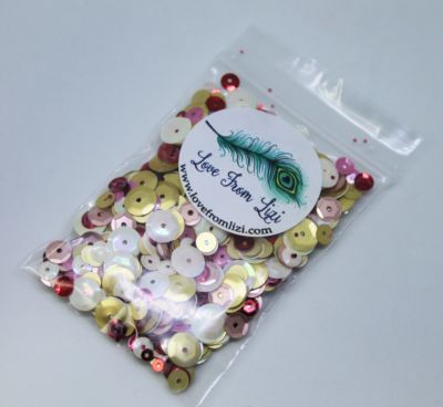 Summer Botany - Sequin Mix - Limited Edition