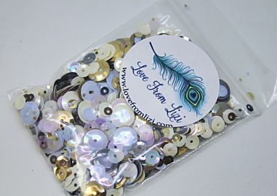 Enchanted Woods - Sequin Mix - Limited Edition