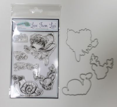 Snail Mail - LFL Stamp And Die Set
