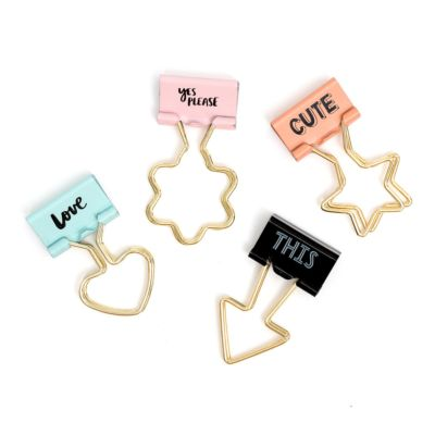 Binder Clips - May 19 Add On