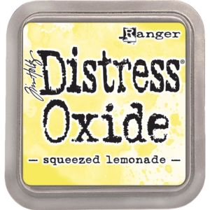 Tim Holtz Distress Oxide Ink Pad - Squeezed Lemonade