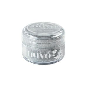 Silver Sequin - Sparkle Dust - Nuvo