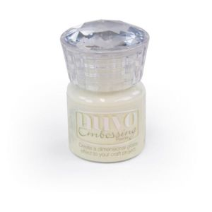 Crystal Clear - Embossing Powder - Nuvo