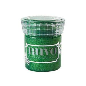 Emerald Green - Glimmer Paste - Nuvo