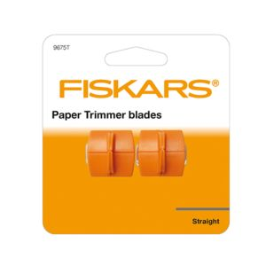 Fiskars High Profile TripleTrack™ Blades - Straight Cutting