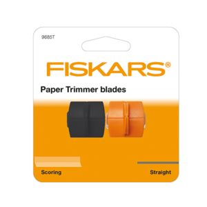 Fiskars High Profile TripleTrack™ Blades - Straight Cutting and Scoring