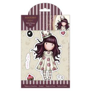 Large Santoro Stamp - Love Heart