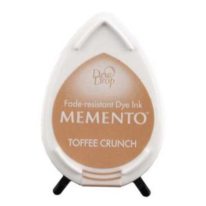 Toffee Crunch - Memento Dew Drop Ink Pad