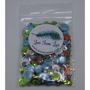 New Beginnings LFL sequin mix - Limited Edition