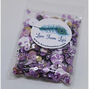 Happy Haunting Sequin Mix - Limited Edition - September 18 - Add On