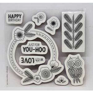 You-Hoo Owl Stamp Set