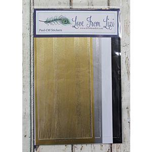 LFL Pin Stripe - Essentials Peel Off Pack