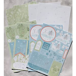 Festive Forest  Decoupage Pack - LFL November 18 - Add On