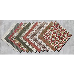 """Traditional 6x6"""" Patterned Papers"""