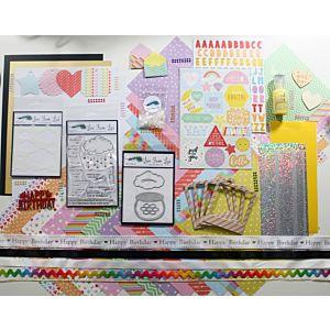 Love From Lizi January 19 Card Kit