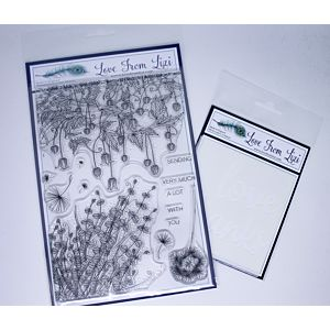 Fairy Garden Stamp And Stencil Bundle