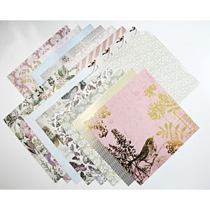 So Woodland - Heavyweight Speciality Papers - 8x8 Inches