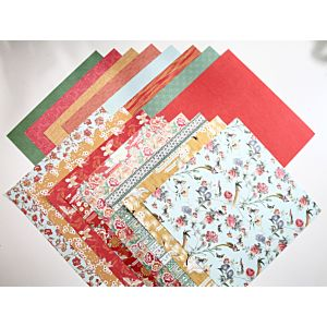 Birthday Birds - Heavyweight Speciality Papers - 8x8 Inches