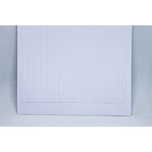 Sway Peel-Off Stickers - White