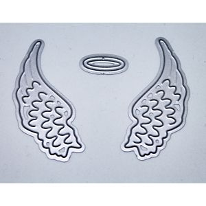 Angel Wings And Halo Cutting Dies