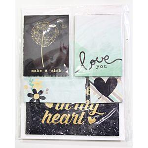 Sending Love Journaling Cards - June 19 Add On