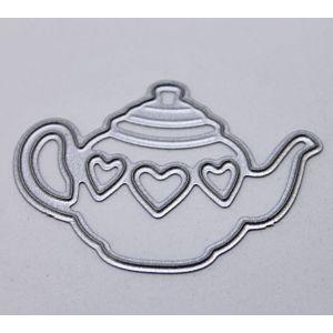Teapot Cutting Die