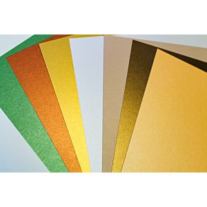 Simple Pleasures Pearlescent Cardstock Bundle - December 19 Add On