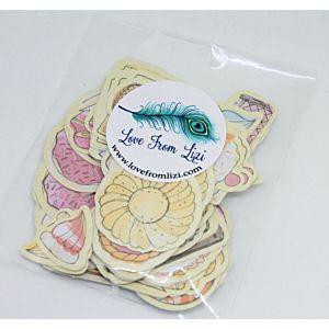 Hey Sweetie Mini Stickers - January 20 Add On