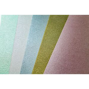 Happy Days Pearlescent Cardstock Bundle - February 20 Add On