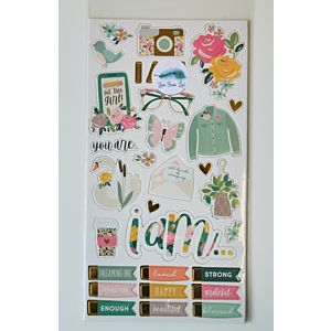 Chipboard Stickers - April 20 Add On