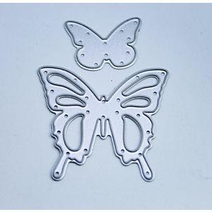 Butterfly Set Dies