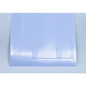 Pin Stripe Peel-Off Stickers - Sky Blue