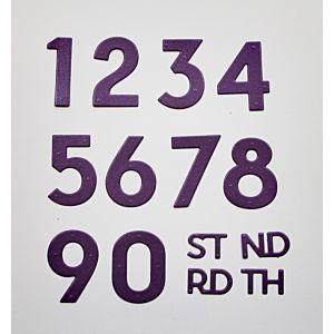 Number Die Set - August 20 Add On