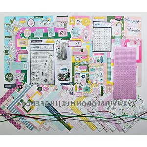 Love From Lizi August 2020 Card Kit - Enjoy The Little Things