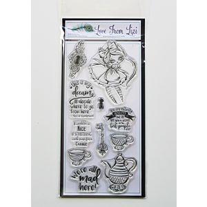Wonderland - LFL Stamp Set