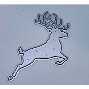Reindeer - Cutting Die