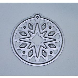Star Bauble - Cutting Die