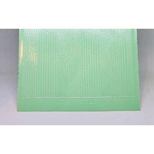 Pin Stripe Peel-Off Stickers - Spearmint