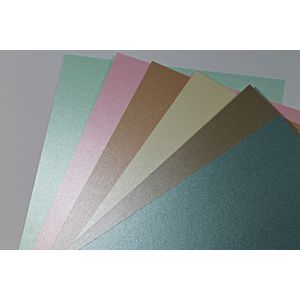 Fresh Start - Pearlescent Cardstock Bundle - January 21 Add On