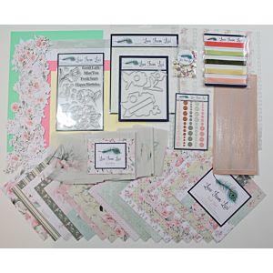 Love From Lizi January 21 Card Kit