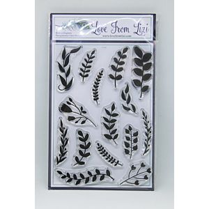 Leaves And Vines - Stamp Set