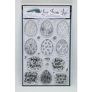 Make It Bloom - LFL Stamp Set