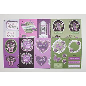 Butterfly Wishes - Decoupage Pack