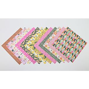 """Tropical Escape - 6x6"""" Patterned Papers"""