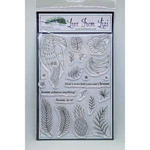 Tropical Escape - LFL Stamp Set